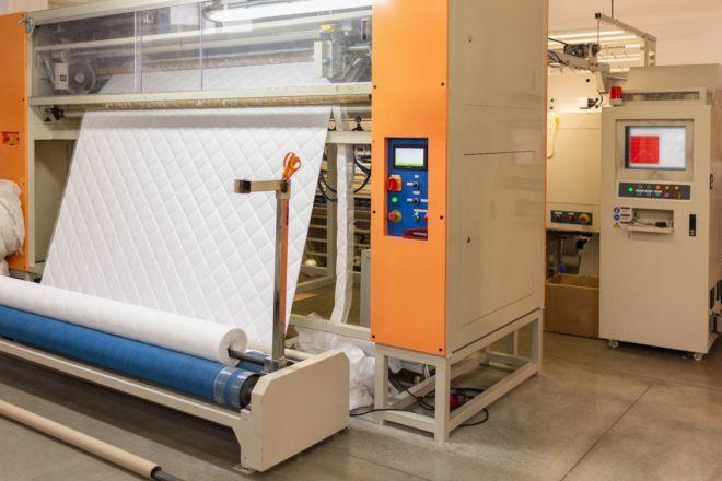 Machine quilting Lodz
