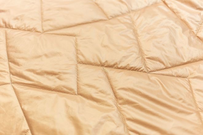 Quilting – irregular pattern