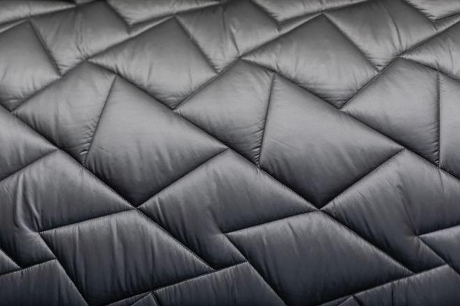 Quilting irregular pattern