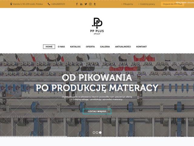 Nowa strona PP Plus