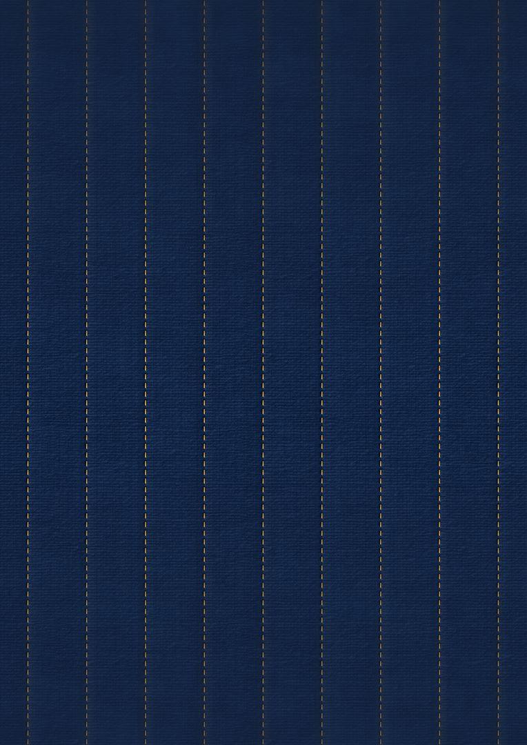 Wzór pikowania - Pasy co 2,5 cm