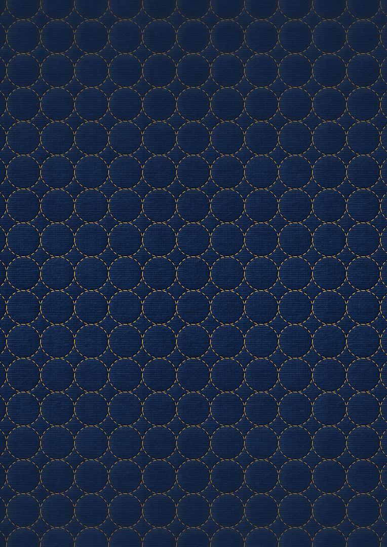 Wzór pikowania - Koła 3,5 cm